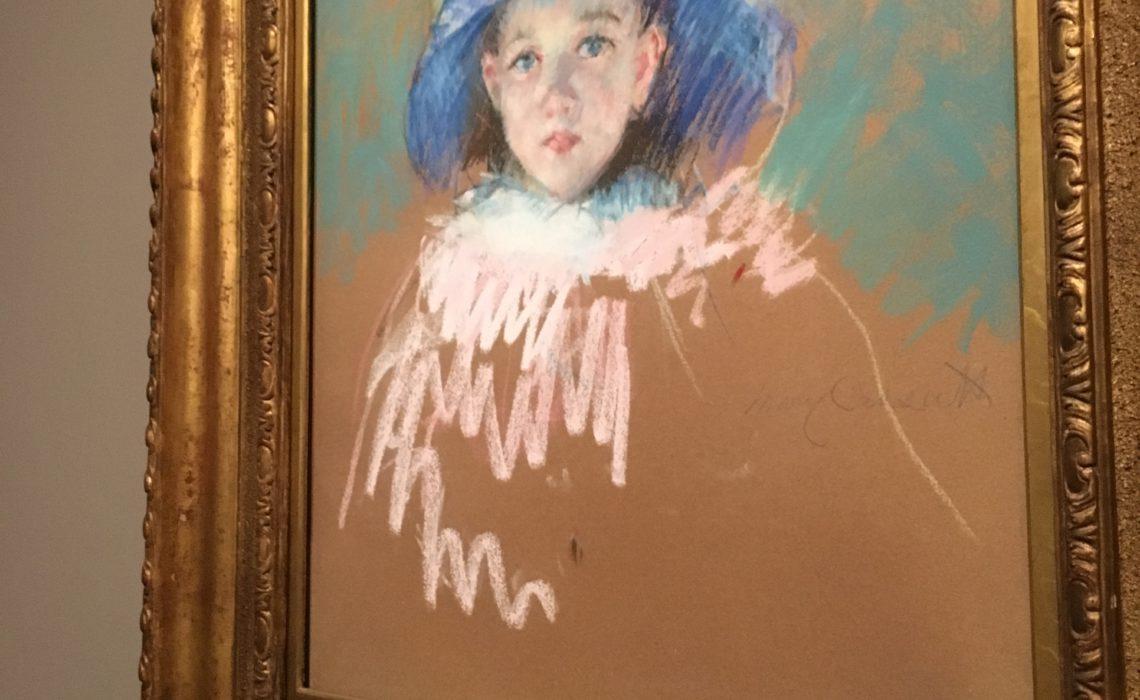 Mary Cassatt, une impressionniste américaine à Paris, 1ere rétrospective en France au musée Jacquemart-André