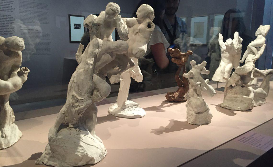 Rodin et la danse au musée Rodin