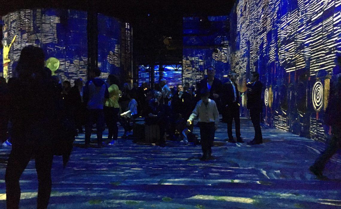 L'Atelier des lumières, nouvel espace d'art numérique ouvre ses portes au cœur de Paris