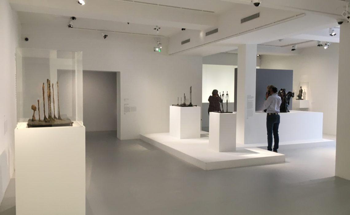 "Alberto Giacometti ""Entre tradition et avant-garde"" au musée Maillol"