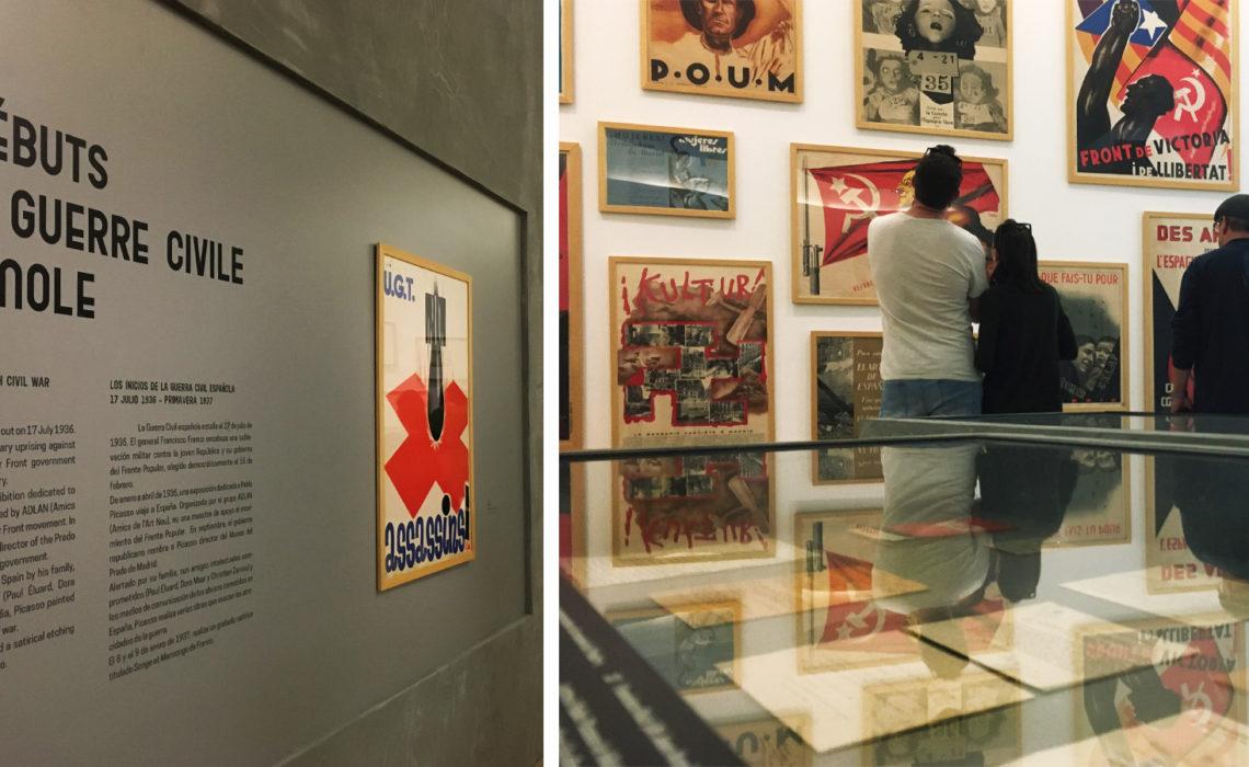 Exposition «Guernica» au musée Picasso de Paris